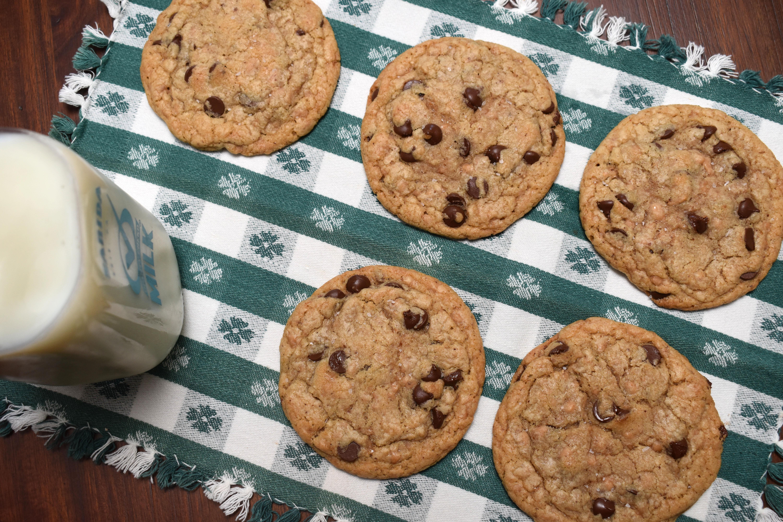 Grandpa's Favorite Chocolate Chip Cookies