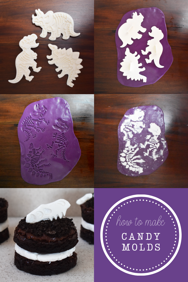 DIY Silicone Candy Molds