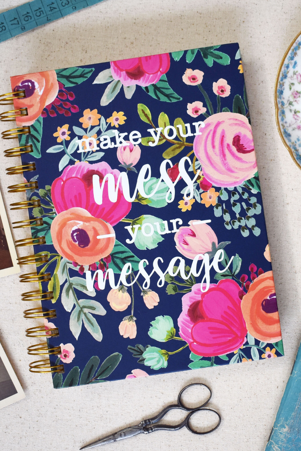 Make Your Mess Your Message Free SVG