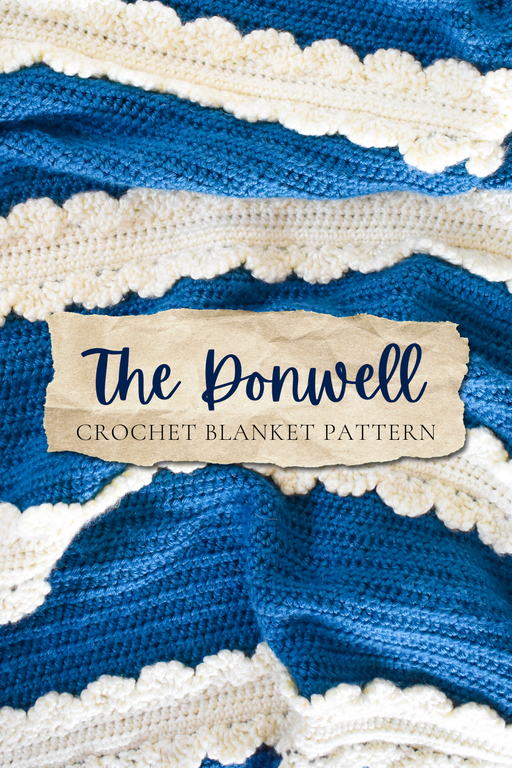 The Donwell Blanket Crochet Pattern